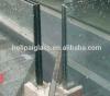 Пользовательский сертификат CE здание балкон многослойное закаленное стекло