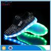 新しいデザインLED軽い靴の子供、LEDのフラッシュ靴、子供のためのシミュレーションLEDの靴