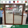 Porte coulissante de bâti en bois de PVC, porte de cuisine