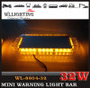 Diodo emissor de luz High-Intensity mini Lightbar do âmbar 32