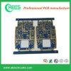 PCB Placa de Circuito Enig Multilayer com 10 anos de experiência (8 camadas Enig Rogers4003 + Fr4 Hybrid Edge Gold Plating)