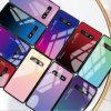 Il Rainbow 2019 Glass+TPU Tempered parteggia ultime casse del telefono delle cellule dell'ibrido per Samsung A9 A8 A7 J8 J7 Note5 Note10 S5-10