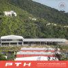 Almacén modificado para requisitos particulares casa prefabricada 2015 de la estructura de acero del diseño de Pth