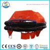 La CE aprobó 20 persona la capacidad de balsa salvavidas