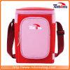 女の子のためのかわいいピンクの熱間処理の涼しいボックス