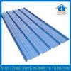 Feuille enduite et ridée de couleur en métal de revêtement pour le toit/mur