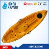 Kajak non trasparente non gonfiabile del crogiolo di canoa di pesca del kajak di pesca
