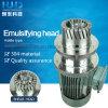 Caldera de acero inoxidable Fondo emulsificación homogeneizador mezclador