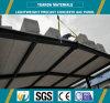 Panneaux muraux préfabriqués de noyau creux Construction en béton léger