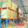 Cremalheira de aço resistente seletiva do armazenamento industrial do armazém do metal