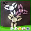 OEM van Stres van de Bezorgdheid van het Stuk speelgoed van de Spinner van de Hand van het zink tri-Spinner