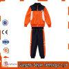 Disegno primario arancione nero dell'uniforme scolastico dei capretti degli uniformi scolastichi