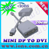 Mini DP al cable de DVI (Mdpc-602)