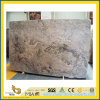 Galettes Polished de marbre d'imagination de Grigio pour la partie supérieure du comptoir/dessus de vanité