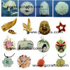 Dynasty Shard Porcelain Pendants (P090910023)