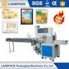 Fluss-automatisches Verpacken der Lebensmittel und Etikettiermaschine