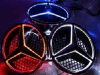 Alta qualità LED Logo Light per Mercedes-Benz una B C E Cla Cls Glk ml Gl G Classes, Logo Light per Mercedes-Benz