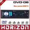 Auto-Spieler-, Zusatz in und heraus /Remot-Steuerung des Auto-Audio-DVD 06, Auto-CD-Player