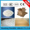 Pegamento del almidón de la alta calidad para el rectángulo de empaquetado acanalado/el tubo de papel de base