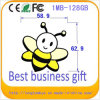128MB-128GB Cartoon Bee USB Flash Drive Memory Stick