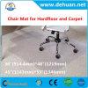 36  X 48 는 낮은 더미 양탄자를 위해 의자 매트를 Duramat 사용한다