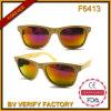 [ف6413] نظّارات شمس رخيصة مع أسلوب خشبيّة (عينات يتوفّر)