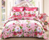 2017newest綿綿繻子の寝具の一定の/Bedシート