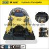 Compactador Volvo Plate, compactador de placas vibratórias, compactador hidráulico