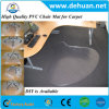 PVC Chair Mat pour Hard Floor