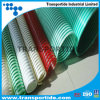 Boyau spiralé à nervures de enroulement d'aspiration de PVC avec le bon prix