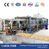 80ppm Automatic Wrap Around Case Packer Carton Packing Machine