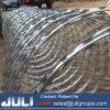 Bobines spiralées en accordéon de fil de rasoir de diamètre de Bto22 730mm