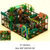 2014 crianças LLDPE atractivos equipamentos de playground coberto comercial