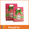 Zoll gedruckte kleine verpackende Papiergeschenk-Beutel