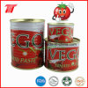 Paste 400g Organic Canned Tomato de Vego Marca