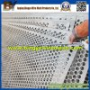 Sheet di alluminio Perforated Metal Mesh per Kitchenware