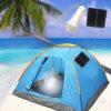 휴대용 태양 LED 토치 태양 강화된 야영 램프 (EB-89594)