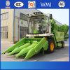 Máquina de la cosecha de la MAZORCA de maíz de la eficacia alta con el dispositivo que descascara