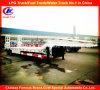 2 Semi Aanhangwagen van Lowbed van de Lader van de as de Lage met Mechanische Hellingen