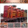 Klein Concreet Hol Blok dat Machine/Concrete het Maken van de Stevige Baksteen Machine maakt