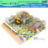 Радостный Lareg Крытый площадка оборудование с мягкой Play (HD-8302)