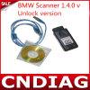 voor Scanner van de Code van de Interface van Scanner van BMW 1.4.0 de Kenmerkende