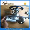 Tipo de brida Ss316 Válvula Globo de Acero Inoxidable para Agua
