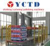Palletizer automático certificado CE para el agua de botella