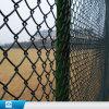 Treillis métallique frontière de sécurité enduite/en plastique de Fencing/PVC de chaîne de maillon