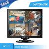 Écran LED TFT LCD haute qualité de 17 pouces et entrée CCTV