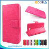 Crystal Pouch Leather Phone Cover Case for Huawei Union Y538