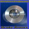 E1R90 a approuvé les pièces automobiles les disques de frein pour Honda voitures