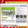 Holiauma는 4개의 헤드 자수 기계 15 바늘 Tajima 유형을 전산화했다