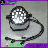 DMX 512の段階18*15W屋外LEDの同価ライト